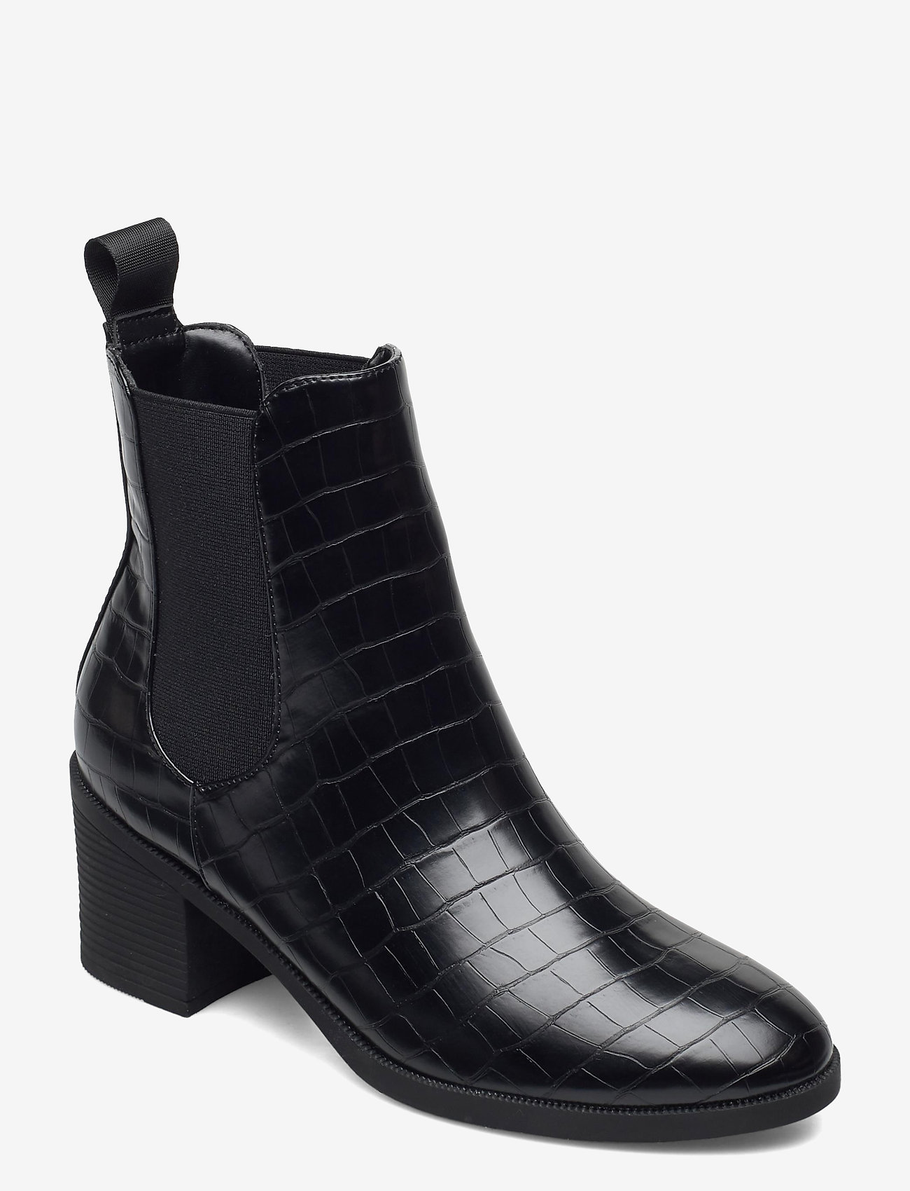 Dune London - PARKERR - chelsea boots - black - 0
