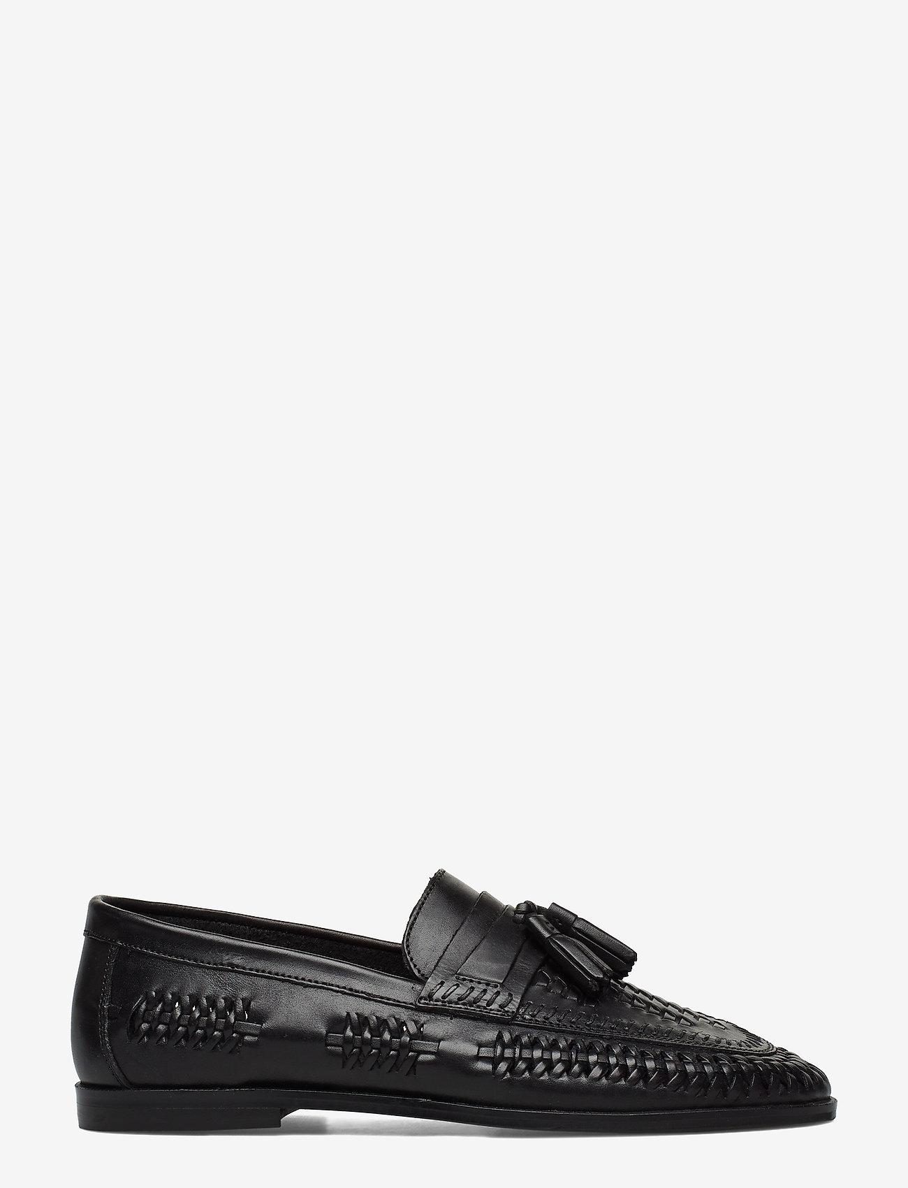 Dune London - Burlingtons - loafers - black - leather - 1