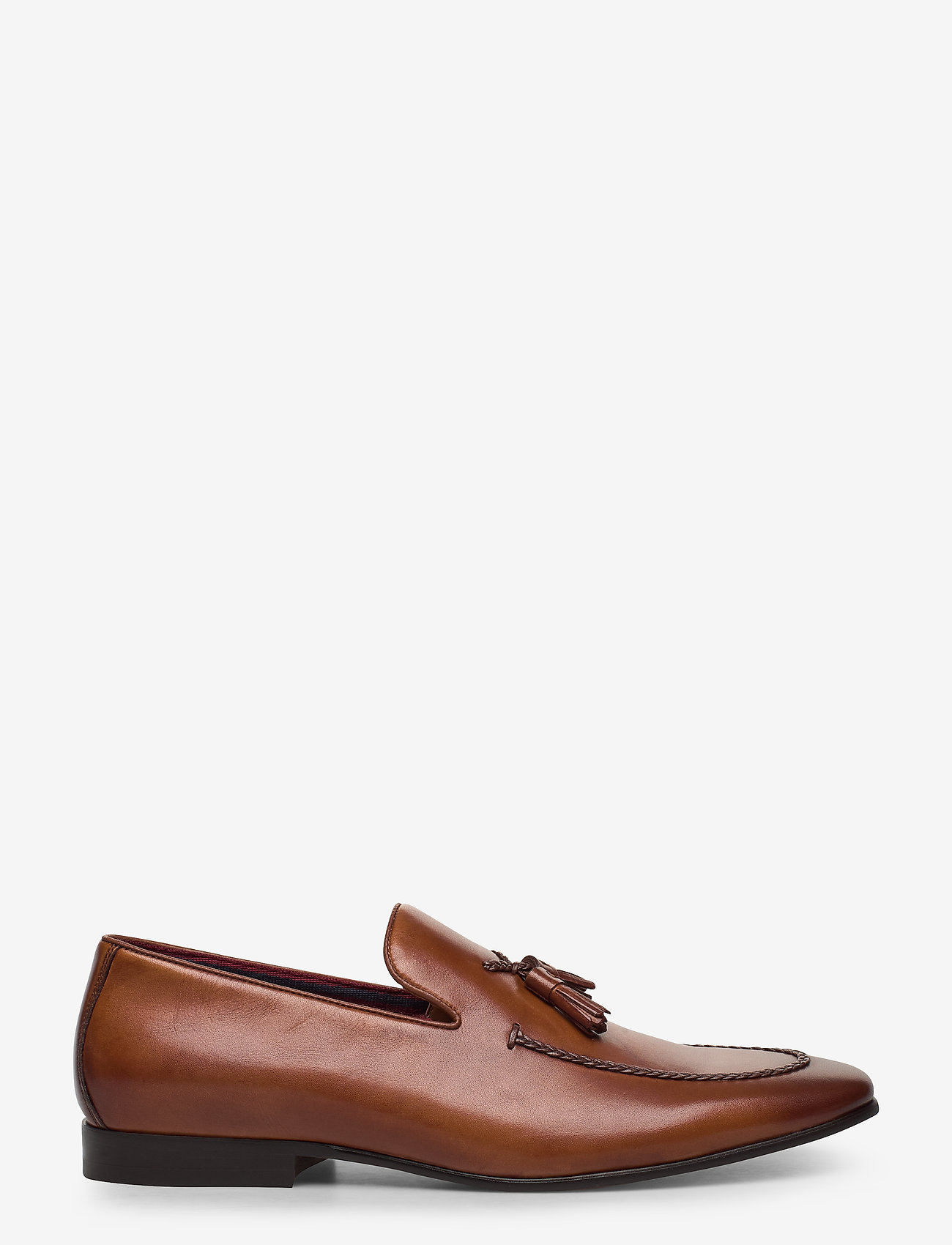 Dune London - Spirited - loafers - tan - leather - 1
