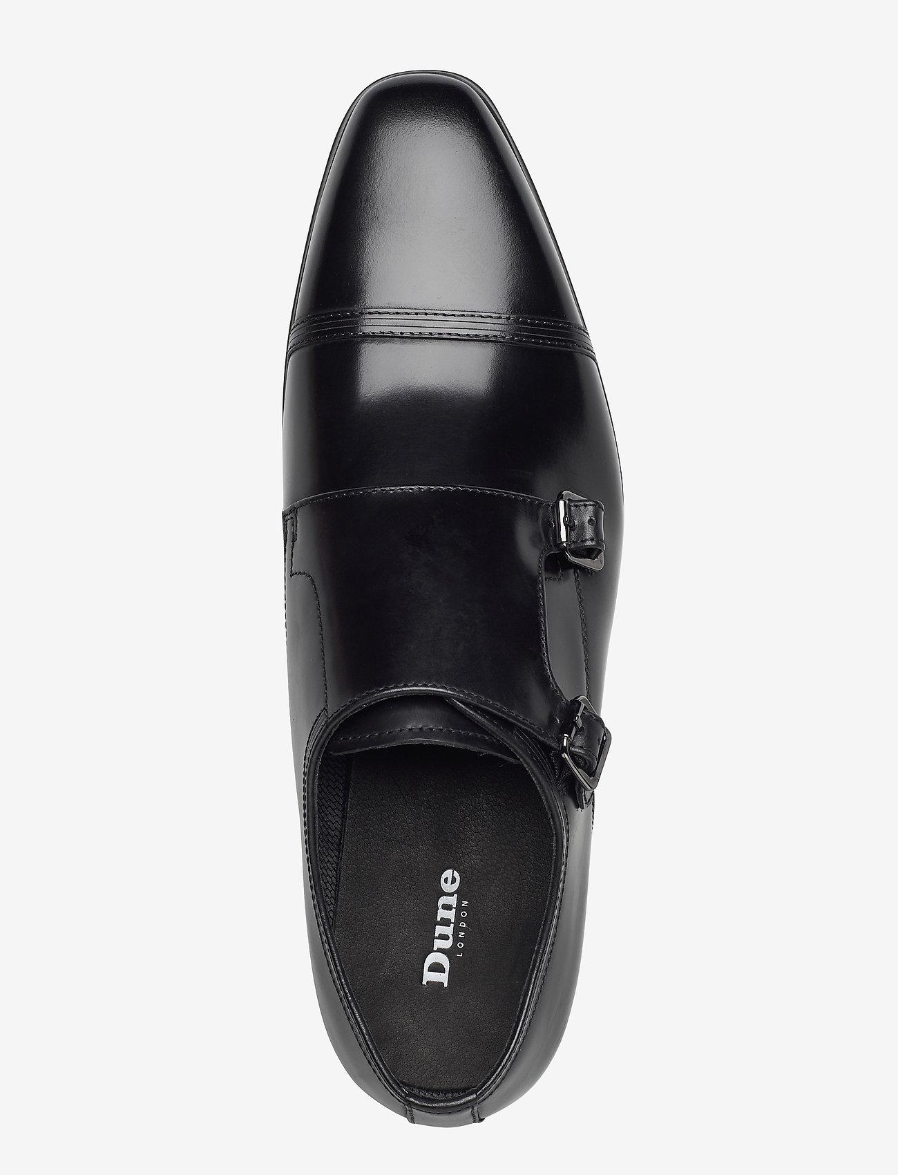 Surfer (Black Leather) (101.50 €) - Dune London 1Kwo8