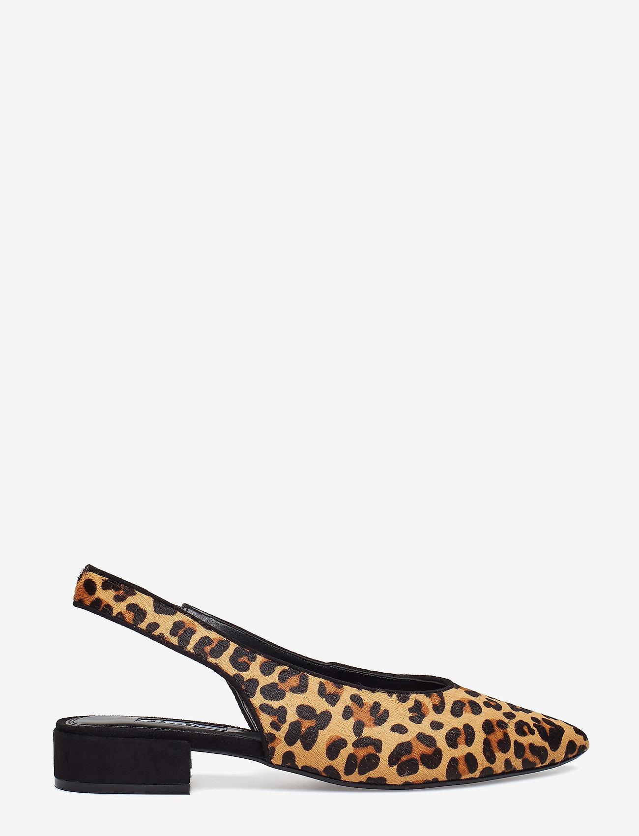 Dune London - CELENE - ballerines - leopard-leather