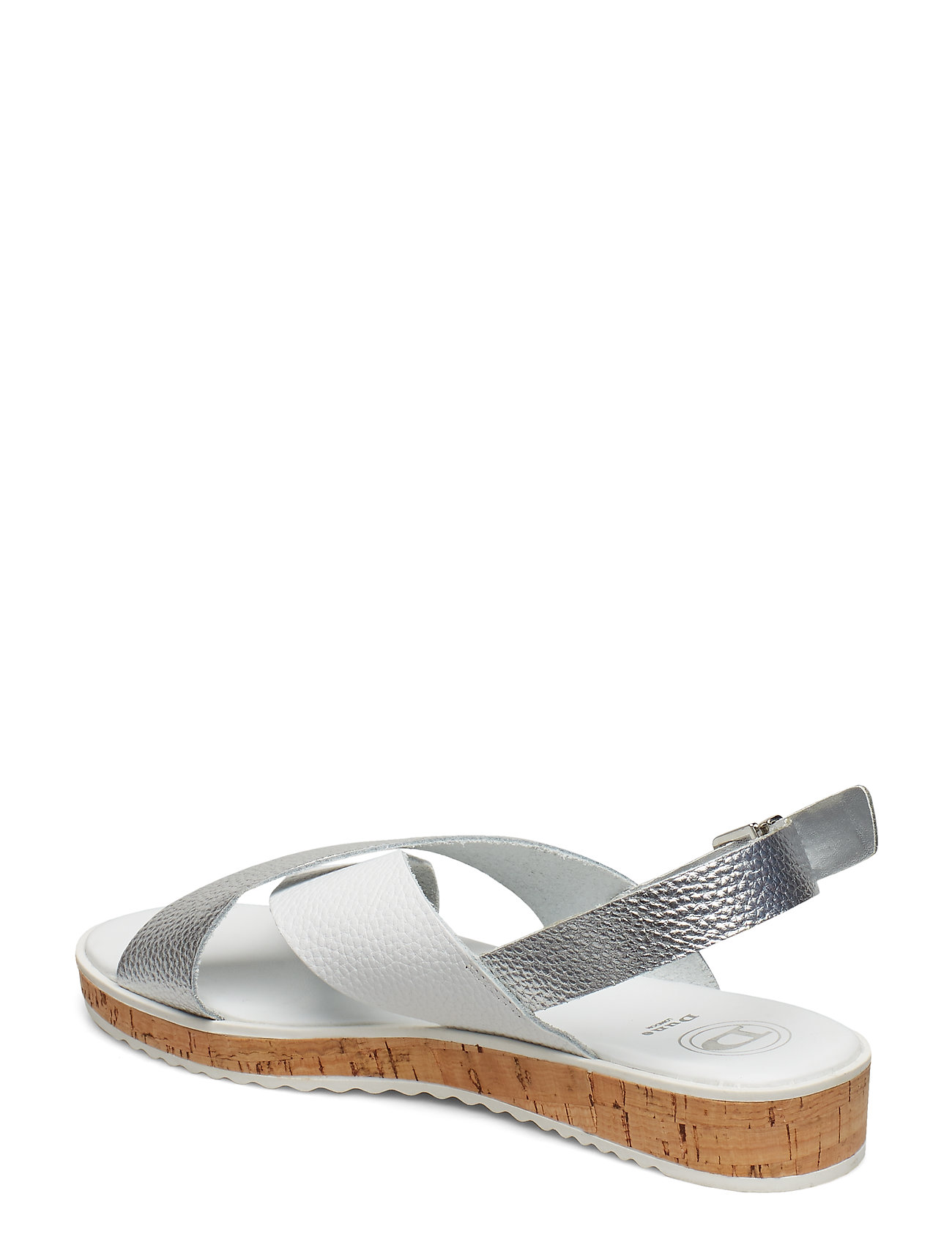 Dune London Lorde - Sandaler White