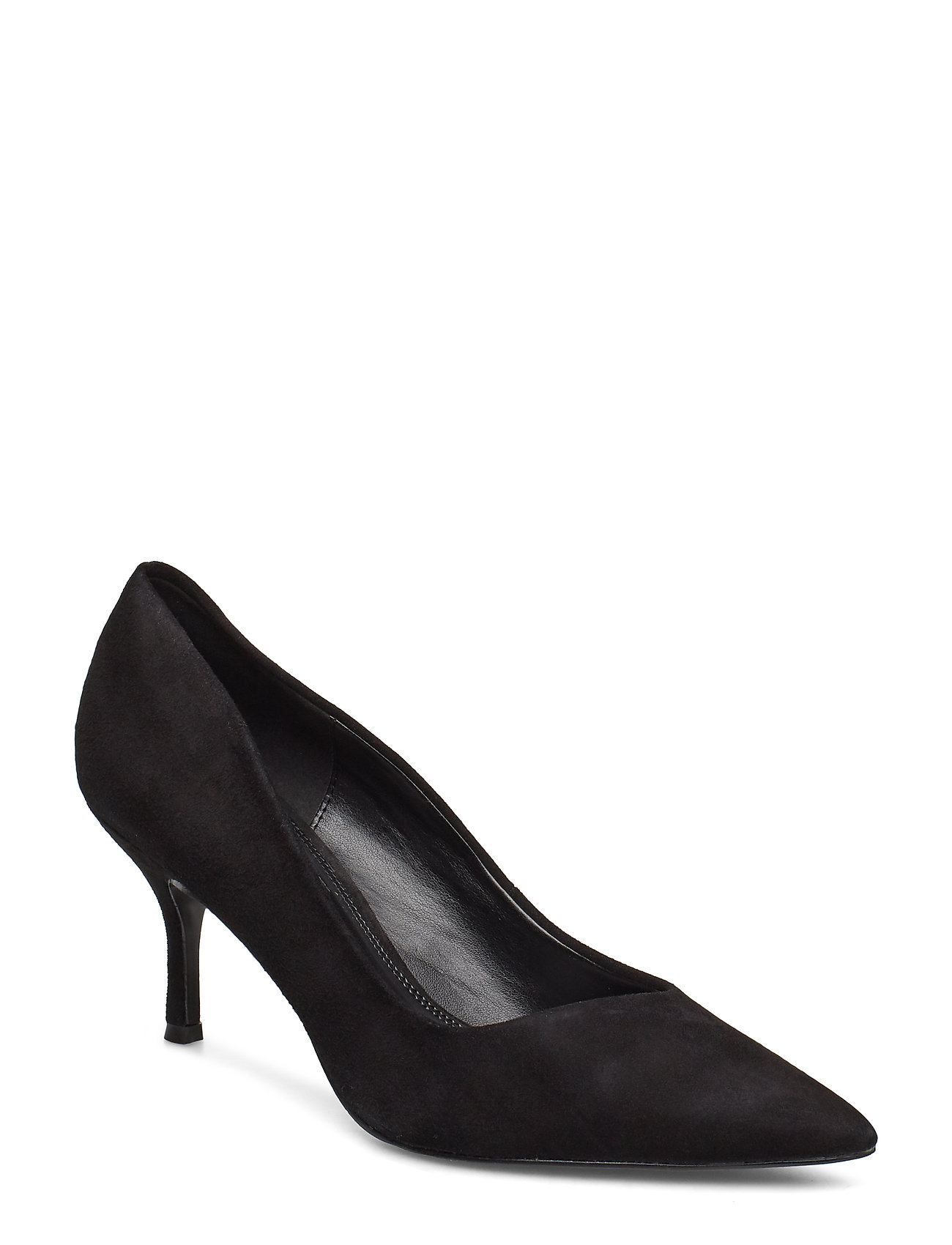 Dune London ANDES - BLACK-SUEDE