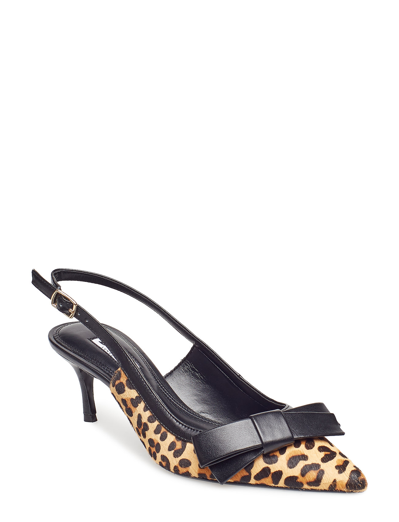 Dune London CLEMMIEE - LEOPARD-LEATHER