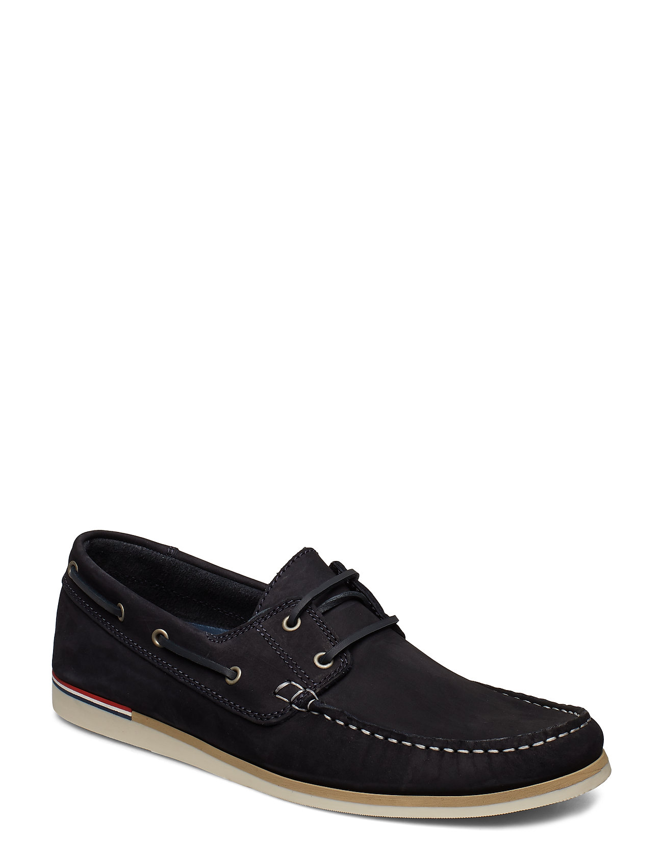 Dune London BLAINESS - NAVY-NUBUCK