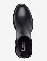 Dune London - Provense - chelsea boots - black leather - 3