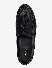 Dune London - Burlingtons - loafers - black - leather - 3