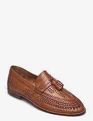 Dune London - Burlingtons - loafers - tan - leather - 0