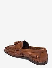 Dune London - Burlingtons - loafers - tan - leather - 2