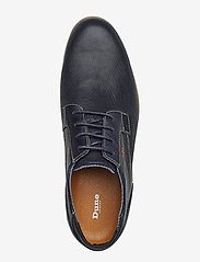 Dune London - BAMFIELD - low tops - navy-leather - 3
