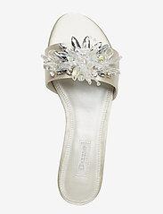Dune London - NEWLYWED - bridal shoes - ivory-satin - 3
