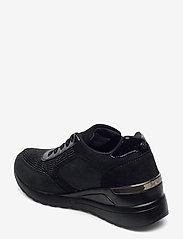 Dune London - ERIQA - lage sneakers - black - 2