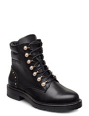Pearley - BLACK LEATHER