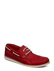 BLAINESS - RED-NUBUCK