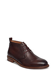 MARCHMONT - BROWN-LEATHER