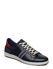 TORONTOS - NAVY-LEATHER