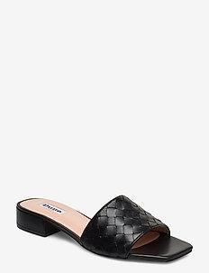 LANNDON - mules & slipins - black-leather