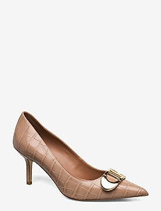 BRIONI 2 - klassiska pumps - camel synthetic