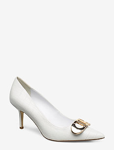 BRIONI 2 - klassiska pumps - white synthetic
