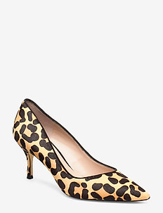 ANDES - klassiske pumps - leopard-print_leather