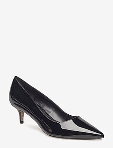 ALESANDRA - klassiske pumps - black-patent