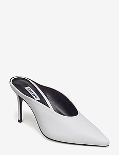 DAELYN - klassiske pumps - white-leather