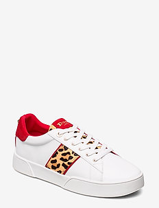 ELSIE - låga sneakers - white
