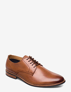 SUFFOLKS - tan leather