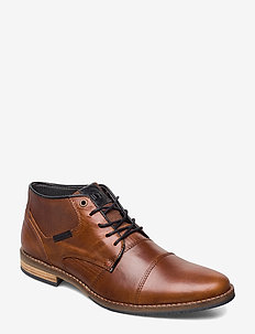 CHIGWELL - schnürboots - tan leather