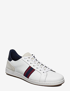 TORONTOS - WHITE-LEATHER