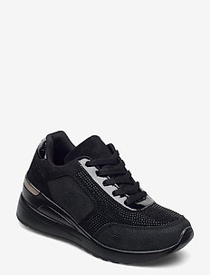 ERIQA - lave sneakers - black