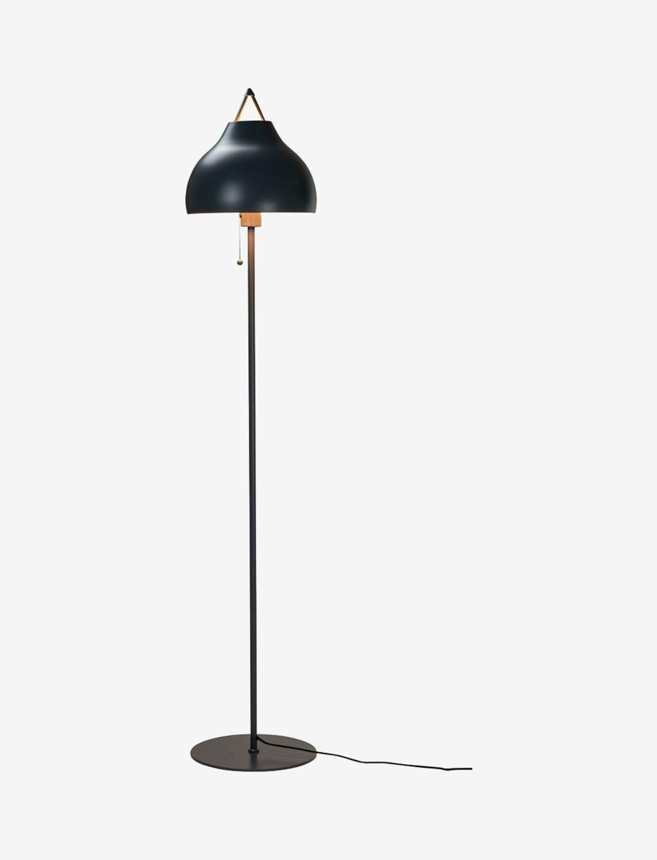 Dyberg Larsen - PYRA Floorlamp - gulvlamper - grey - 0