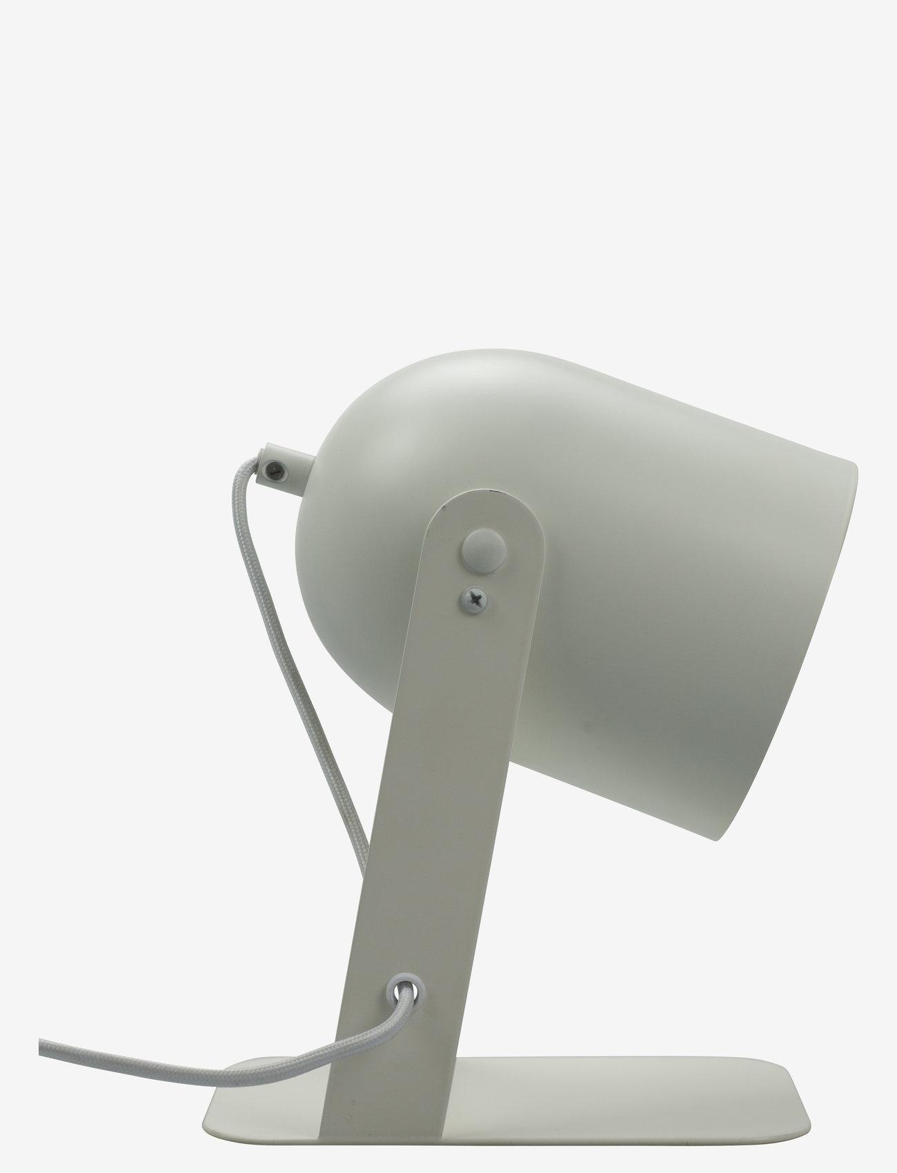 Dyberg Larsen - Shanghai Table lamp - bordlamper - white - 0