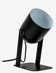 Dyberg Larsen - Shanghai Tablelamp - bordlamper - black - 3