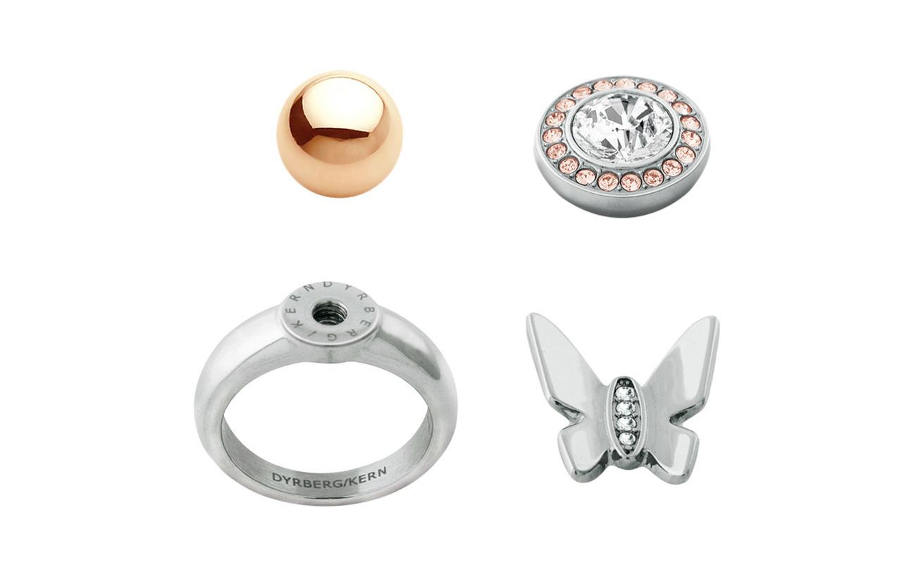 21db25e9 Compliments Grace (Shiny Silver/rose Gold) (719.40 kr) - Dyrberg ...