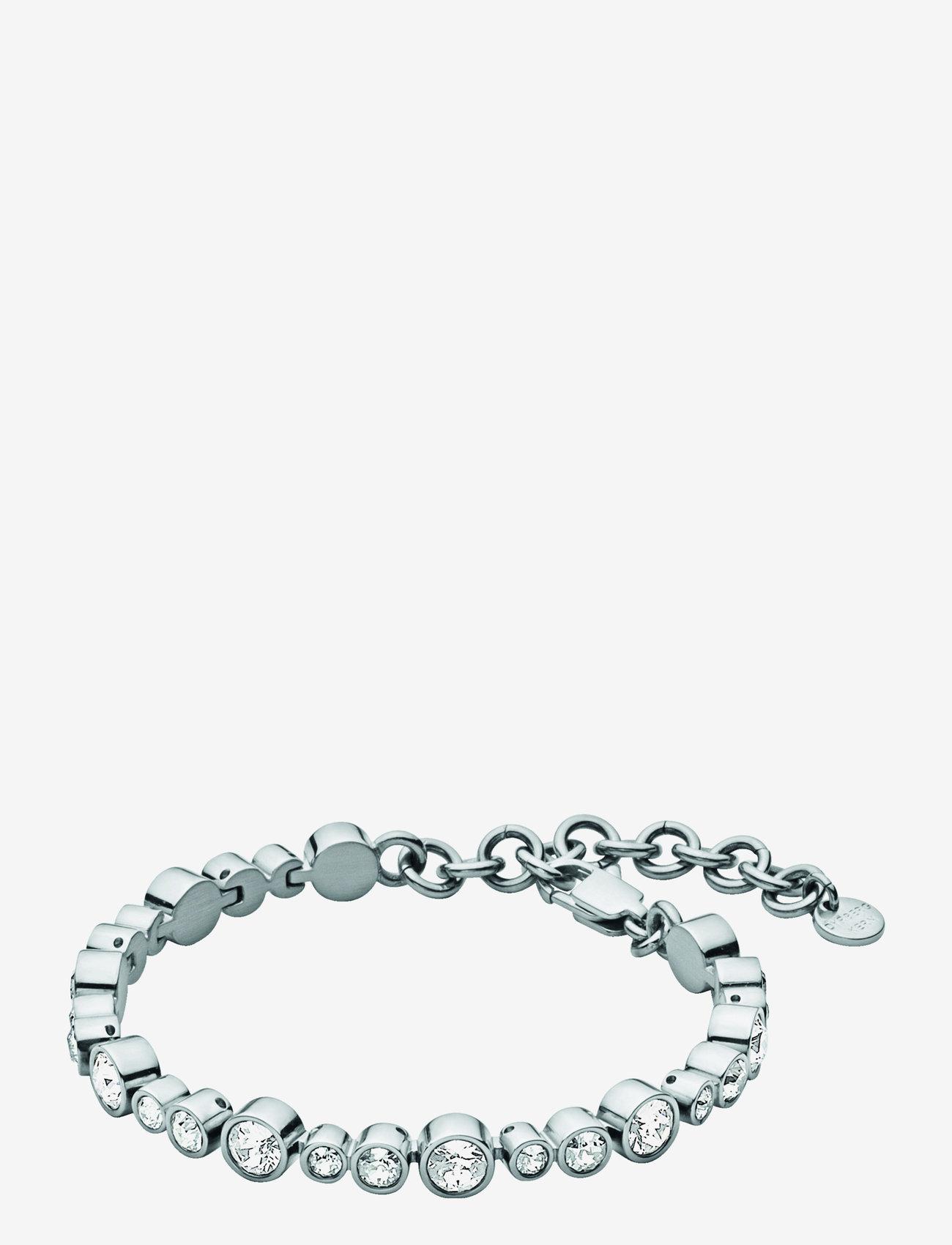 Dyrberg/Kern - TERESIA SS CRYSTAL - dainty - silver crystal - 1