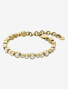 TERESIA SG CRYSTAL - dainty - gold crystal