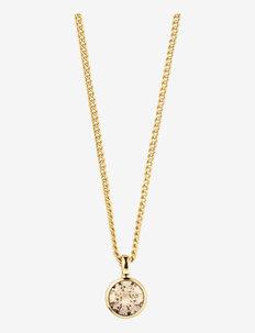 ETTE necklace sg/golden - kettingen - shiny gold