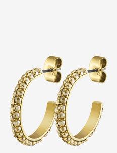 HOSTA earring sg/golden - hopen - shiny gold