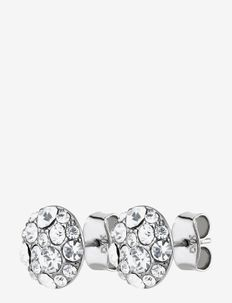 BLAIS earring ss/crystal - stud oorbellen - silver crystal