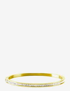 ANTOIN SG CRYSTAL II - bangles - crystal/gold