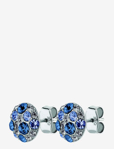 BLAIS SS BLUE - stud oorbellen - blue/silver
