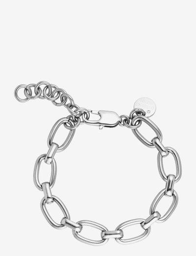 JAM/B bracelet silver - dainty - silver