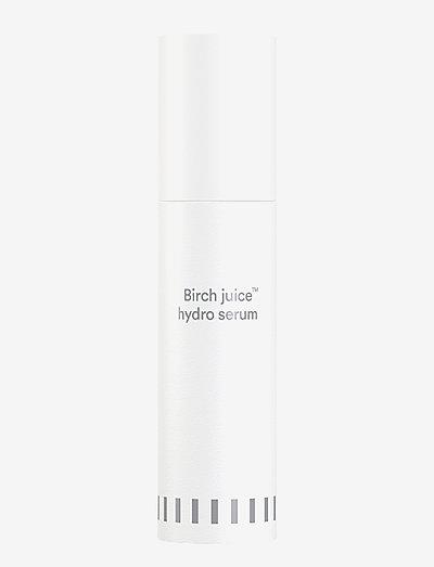 E NATURE Birch juice™ hydro  Serum - CLEAR