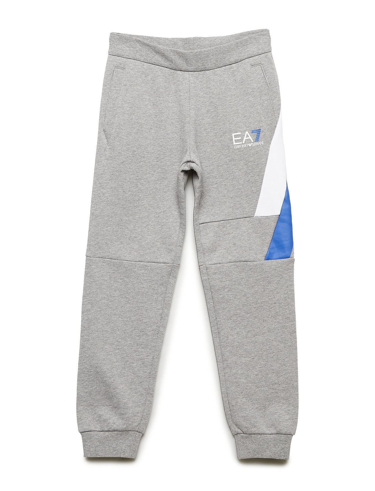 Image of Pantaloni Sweatpants Hyggebukser Grå EA7 (3106982977)