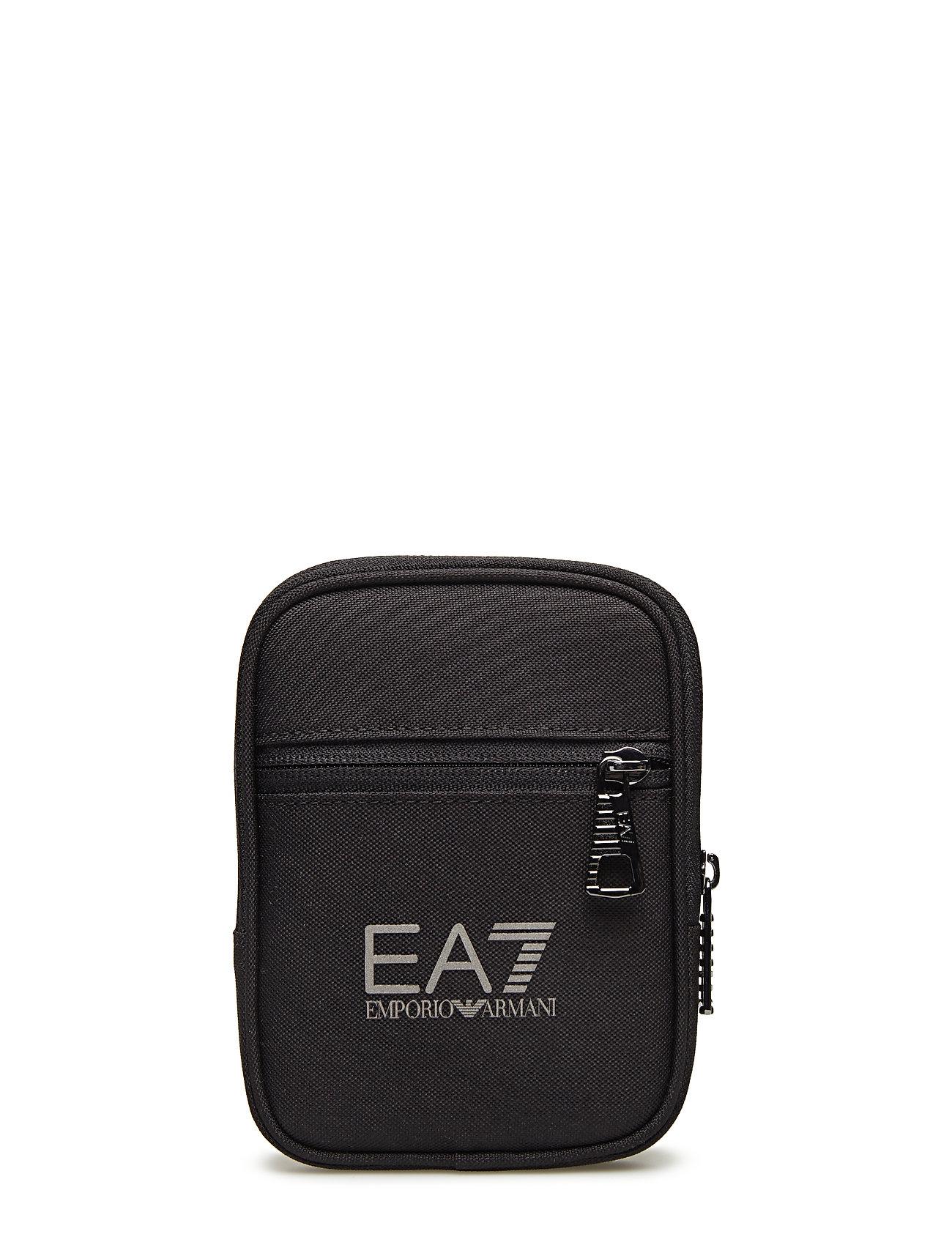 EA7 MINI POUCH BAG - NERO