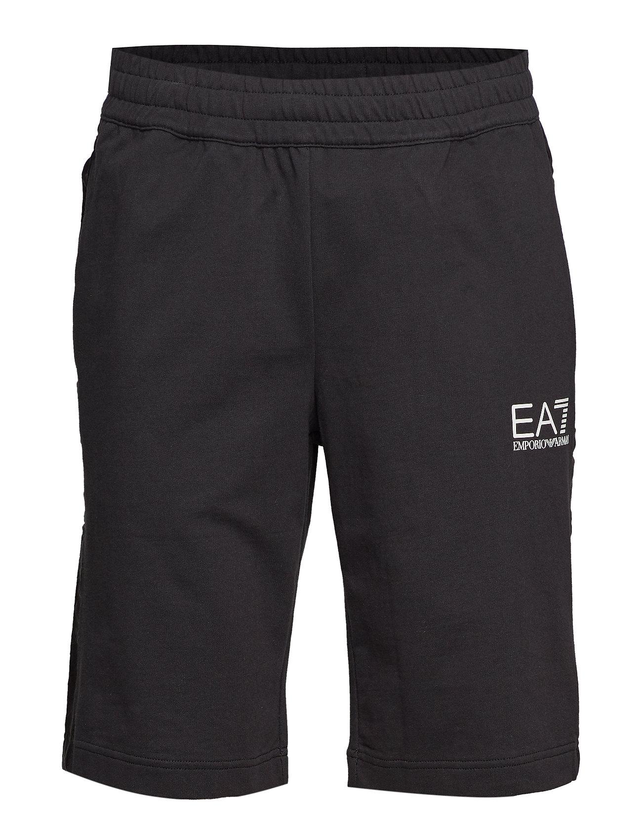 EA7 BERMUDA - BLACK