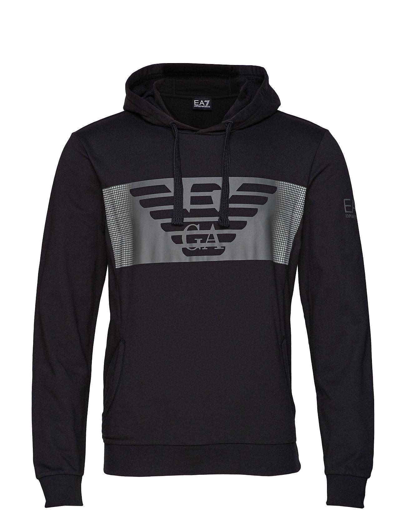 Hoodie Sweatshirt by Ea7