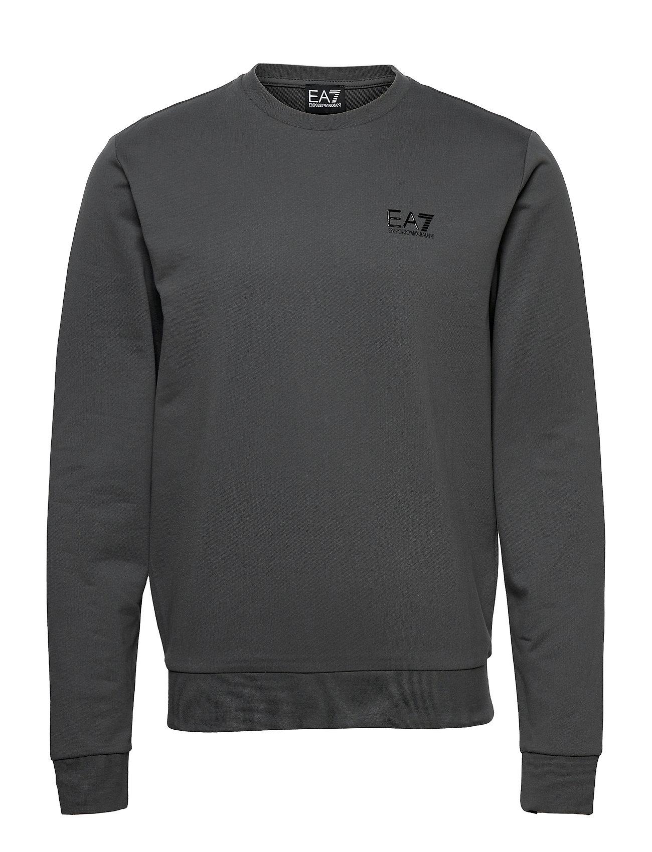 Sweatshirt Sweatshirt Trøje Grå EA7