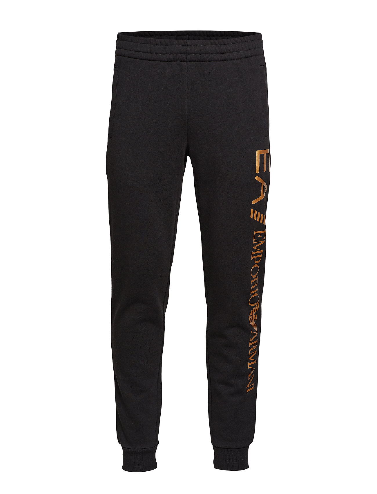EA7 PANTS - BLACK